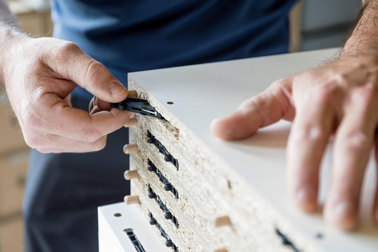 Schreinerei Baeumle – Verbinder höchster Qualität