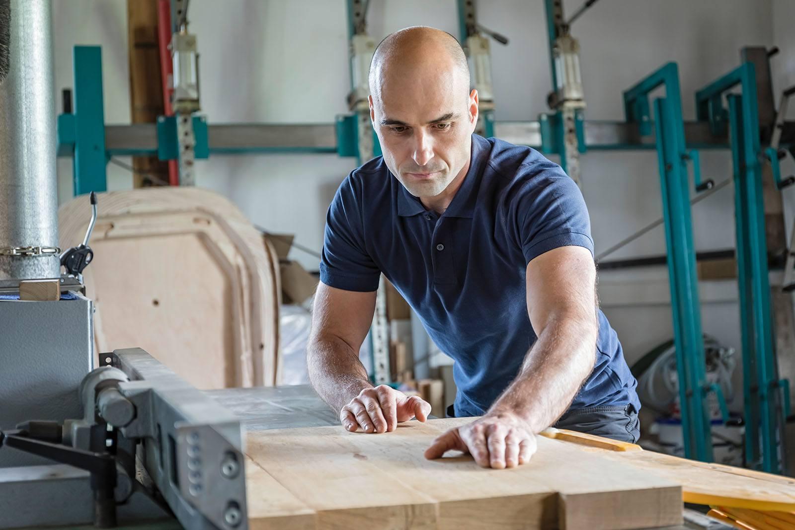 Schreinerei Baeumle – Holzbearbeitung