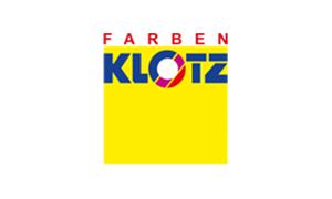 Partnerlogo Farben Klotz