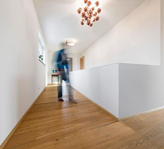 Eiche Landhausdiele 3-Schichtparkett